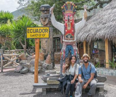 Mitad del mundo, middle of the world, ecuador, equator, quito, intinan